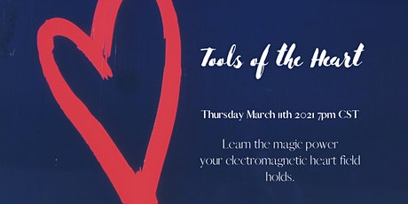 Tools of the Heart (Intuitive Development) tickets