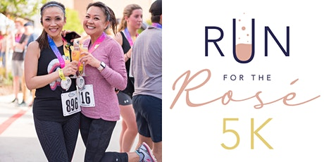 McKinney  Run for the  Rosé 5K tickets