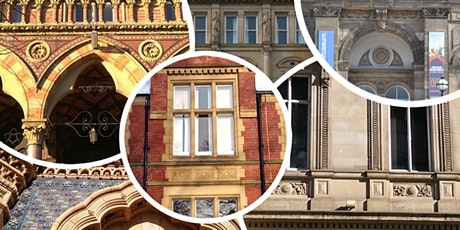 Ace architects of Victorian Leeds - Ambler to Waterhouse tickets