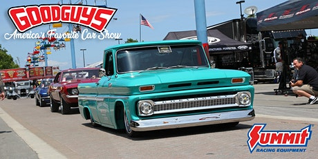 Goodguys 23rd Summit Racing Nationals Presented By PPG tickets