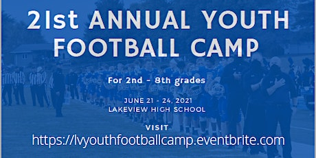 Lakeview Youth Football Camp/Youth Passing League tickets