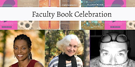 WLP Faculty Book Celebration Spring 2021 tickets