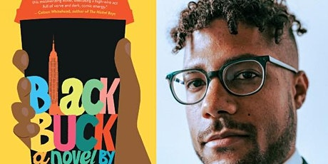 "NYPL/WNYC Book Club: ""Black Buck"" by Mateo Askaripour tickets"