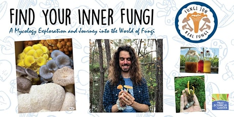 Find Your Inner Fungi with Fungi Jon tickets
