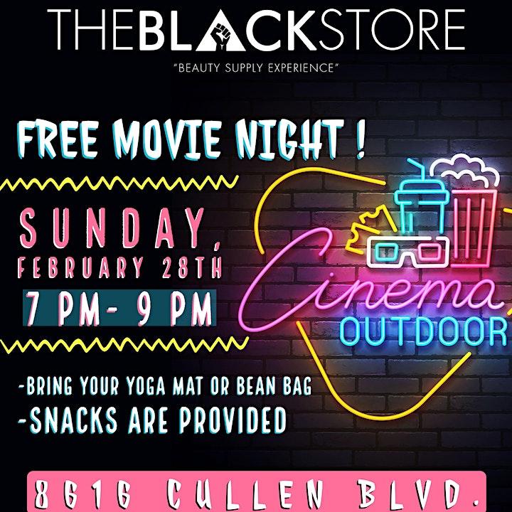 FREE MOVIE NIGHT ! image