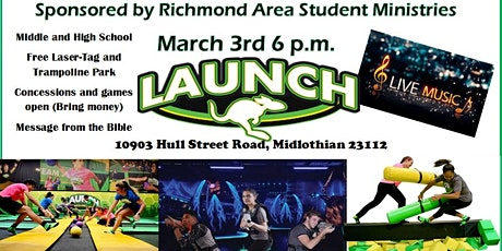 Student Launch tickets