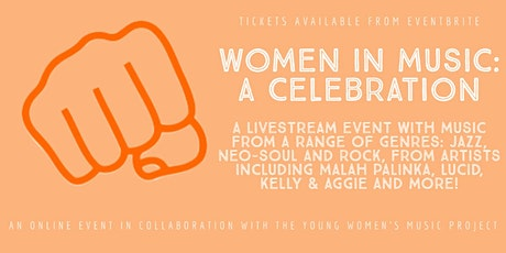 Women in Music: a Celebration tickets