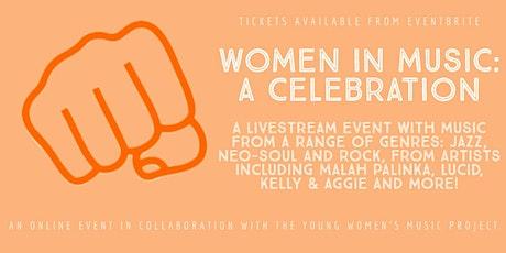 Women in Music: a Celebration tickets