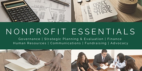 Nonprofit Essentials: Strategic Planning tickets