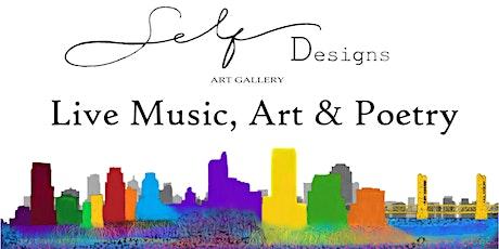 Self Designs Art Gallery Concert Series tickets