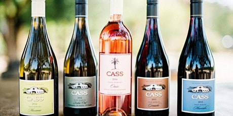 Winemaker Tasting: Cass Winery tickets