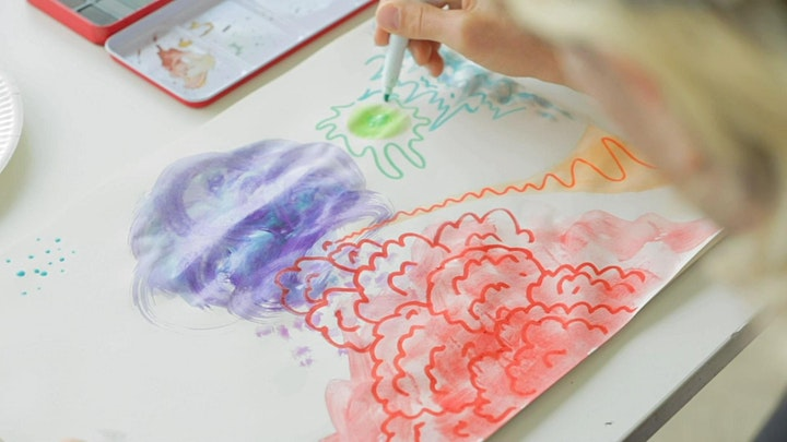 Creative Mindfulness: Incorporating arts and wellbeing into remote learning image