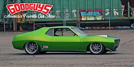 Goodguys 19th CPP Great Northwest Nationals tickets