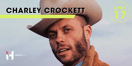 Charley Crockett - Lightstream Backyard Concert Series tickets