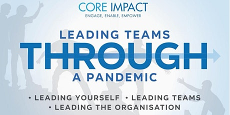 Leading  Teams Through a Pandemic tickets