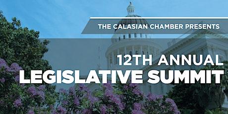 12th Annual CalAsian Chamber Legislative Summit tickets