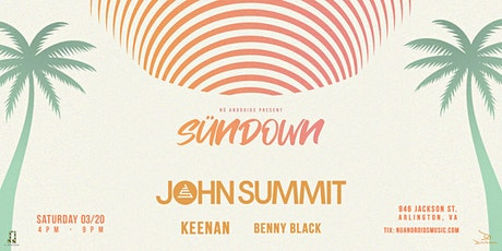SünDown : John Summit at Darna tickets
