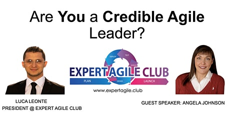 Are you a Credible Agile Leader? tickets