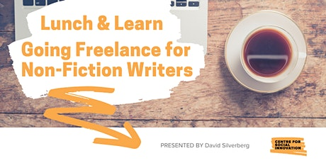 Going Freelance for Non-Fiction Writers with David Silverberg tickets