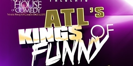 ATL's Kings of Funny Thursday at Monticello tickets