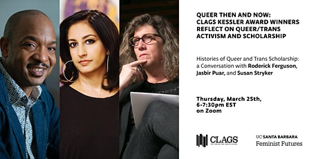 Queer Then and Now — Roundtable 2: Histories of Queer and Trans Scholarship tickets