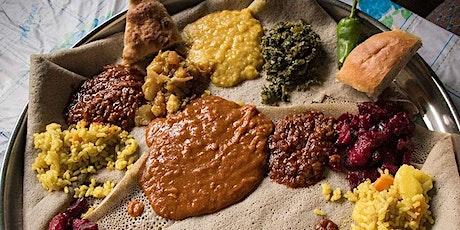 Livestream: Ethiopian/Eritrean Injera and Spicy Lentils tickets