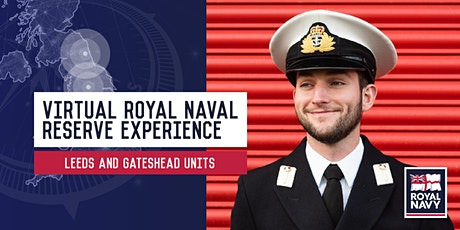 Virtual Royal Naval Reserve Experience - HMS Ceres and HMS Calliope tickets