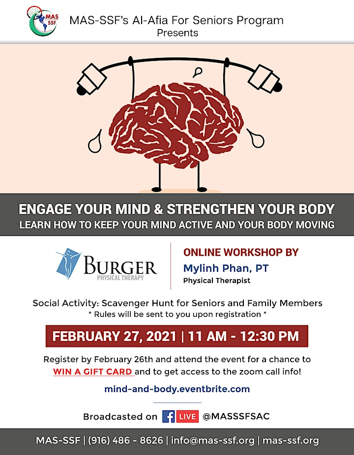 Engage Your Mind & Strengthen Your Body image