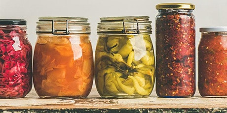 Livestream: Veggie Fermentation tickets