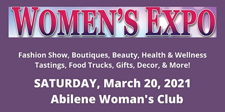 3rd Annual Women's Expo tickets