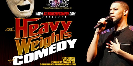 The Heavyweights of Comedy this Thursday @ Monticello tickets