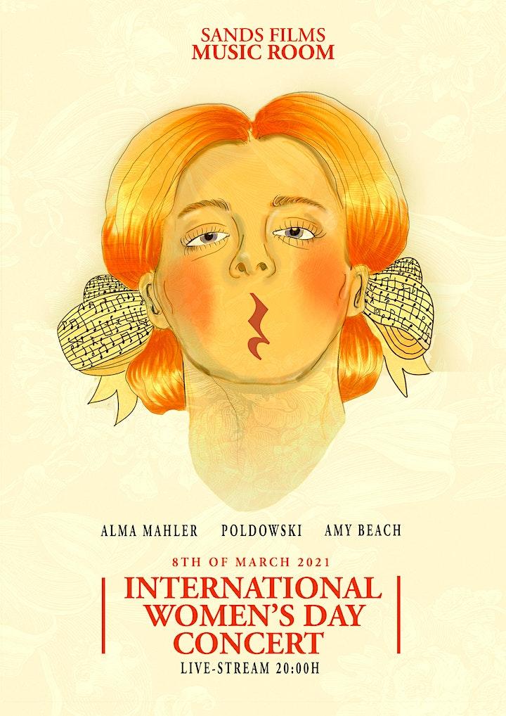 International Women's Day Chamber Music Concert image