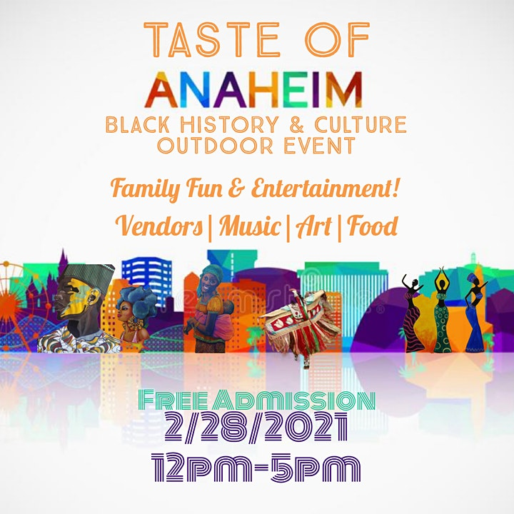 Taste of Anaheim | Hosted by 7 Twenty 7 Barbershop image