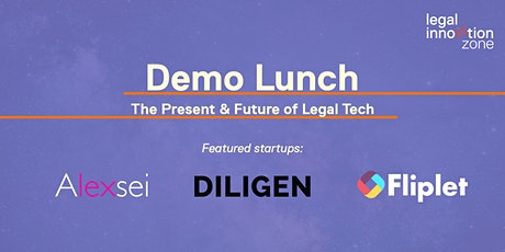 Demo Lunch: Session 1 tickets