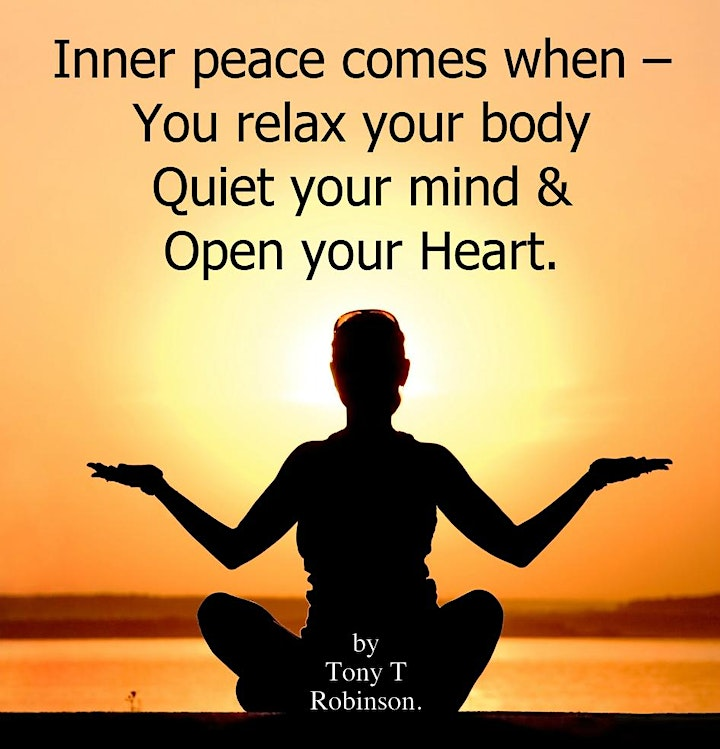 Body, Mind & Soul Reset: Meditation for Inner Peace & Happiness image