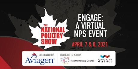 Engage: a National Poultry Show Virtual Event, Presented by Aviagen tickets
