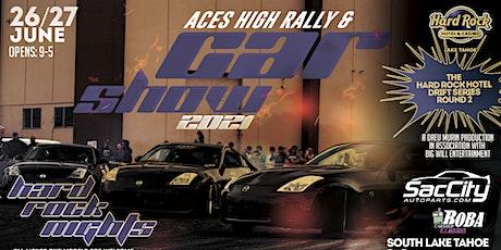 Aces High Rally Car Show & Drift Series (Rd 2) tickets