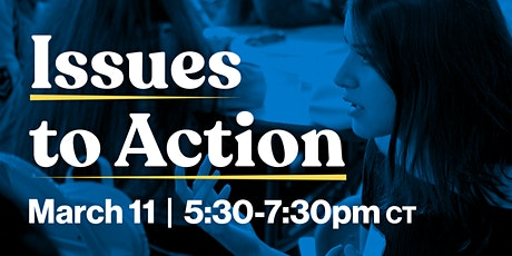 Issues to Action Kickoff tickets