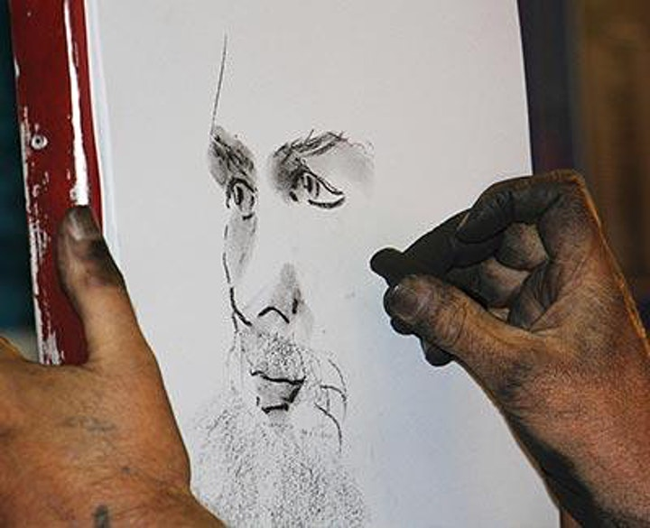 Art Power Hour @ Broadway: Drawing Portraits image