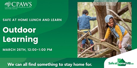 Outdoor Learning: Reversing Nature-Deficit Disorder in Manitoba tickets