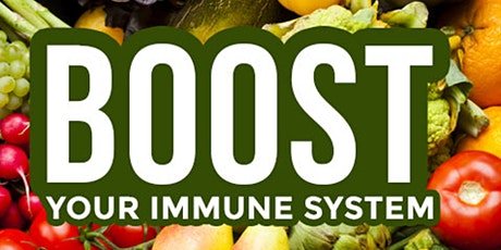 Immune Boosting Tips to Stay Healthy tickets