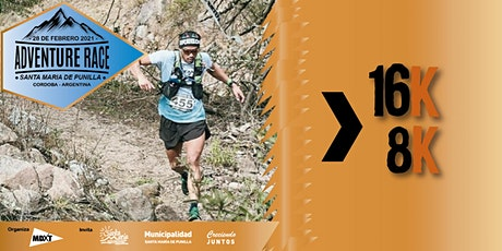ADVENTURE RACE - Santa Maria de Punilla - (SOLO TEAM) entradas