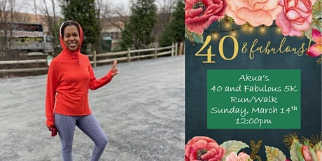 Akua's 40th 5K Run/Walk tickets