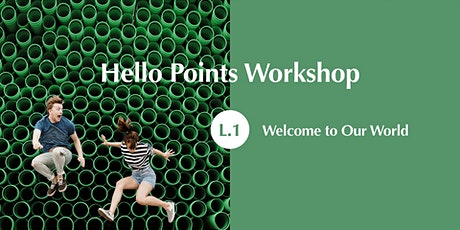 Taller Oficial Points of You® - Hello Points L`1 Online Workshop entradas