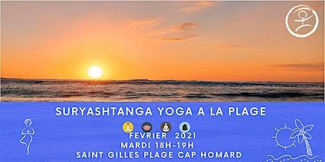 Suryashtanga Yoga à La Plage tickets
