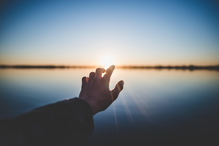 Monthly Toolbox:  Connecting with God image