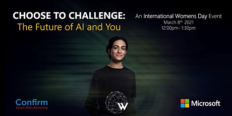The Future of AI and You tickets