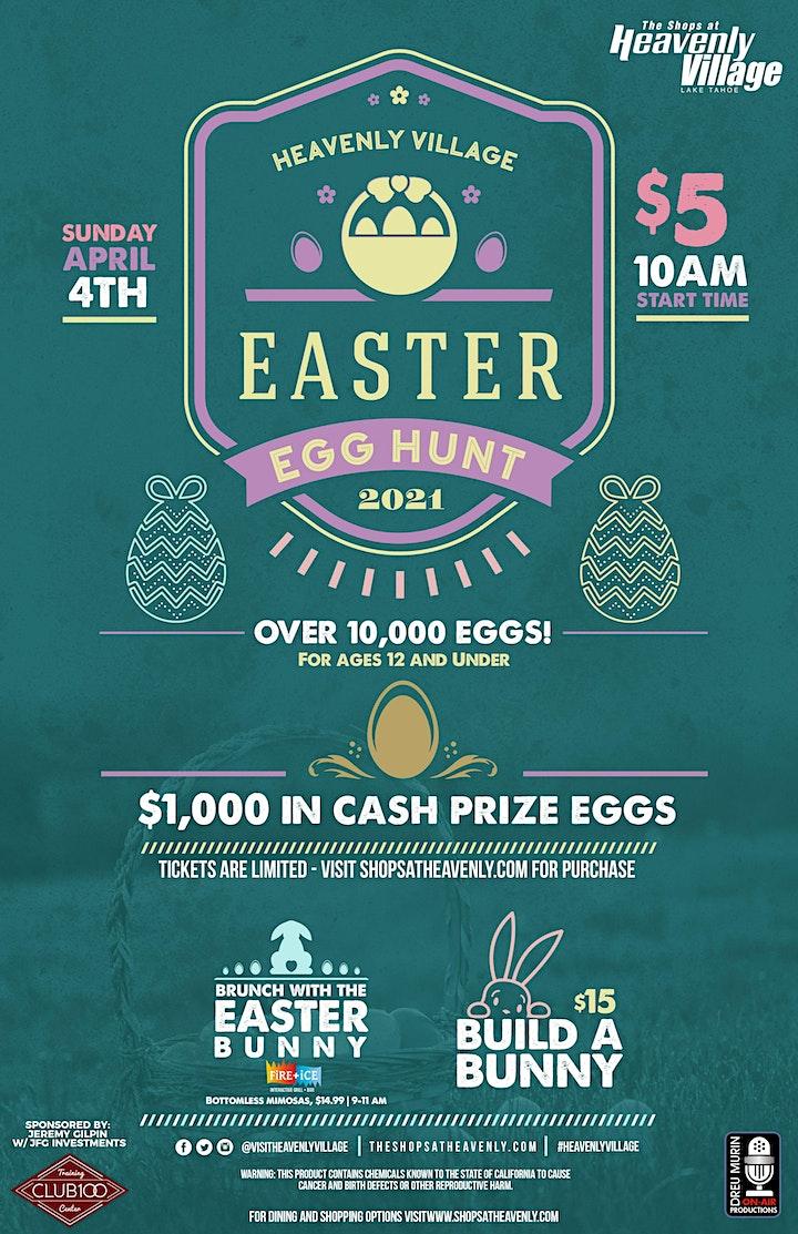 Heavenly Village Easter Egg Hunt image