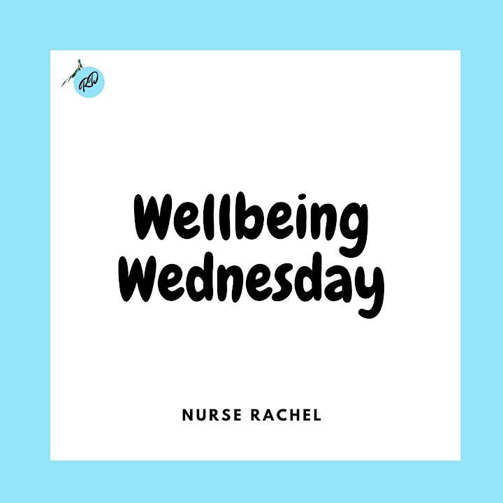 Wellbeing Wednesdays image