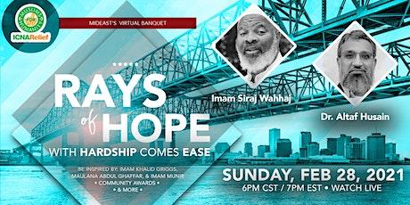 Rays Of Hope: With Hardship Comes Ease - Georgia, Louisiana, North Carolina tickets